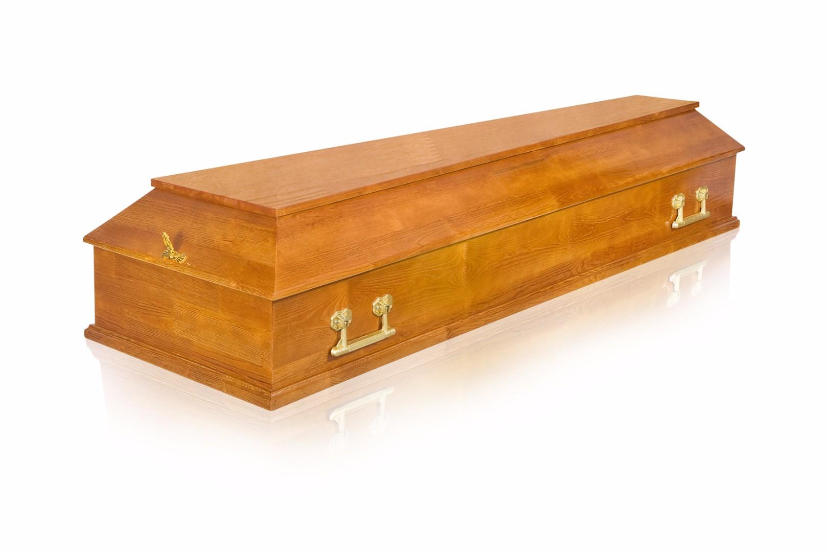 Схема изготовления деревянных гробов